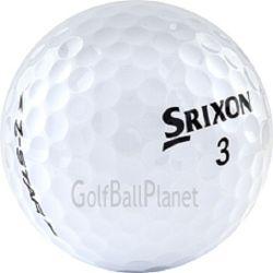 60 Mint White Srixon Mix Used Golf Balls   Wholesale Pricing   Discounted Golf Balls