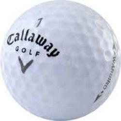 25 Dozen Callaway Warbird Used Golf Balls