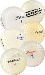 100 Hit Away Used Golf Balls