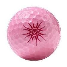 Callaway Pink Solaire Used Golf Balls | Whole Sale Prices
