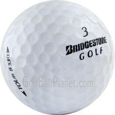 Bridgestone Tour B330 Golf Balls | Used Golf Balls