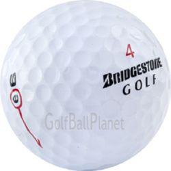 50 Bridgestone eSeries Mix Used Golf Balls
