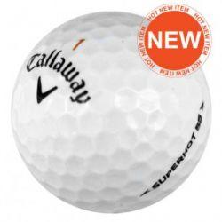 Callaway Superhot 55 Used Golf Balls