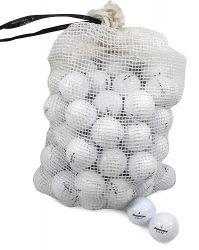 Bridgestone Mix Used Golf Balls in Mesh Onion Bag