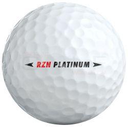 Nike One RZN Platinum Used Golf Balls