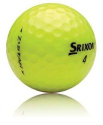 100 Srixon Z Star Yellow Mix Used Golf Balls