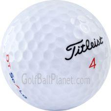 Titleist DT Solo Golf Balls | Titleist Used Golf Balls