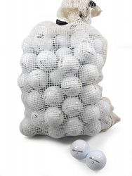 Taylormade Recycled Golf Balls In Onion Mesh Bag (72 Piece)