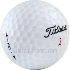 Titleist NXT | Titleist Used Golf Balls At Golf Ball Planet