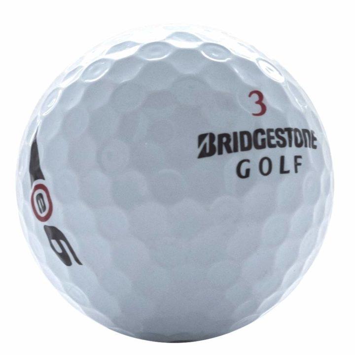 Bridgestone E6 Used Golf Balls