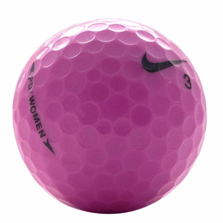 Nike Pink PD Women Used Golf Balls