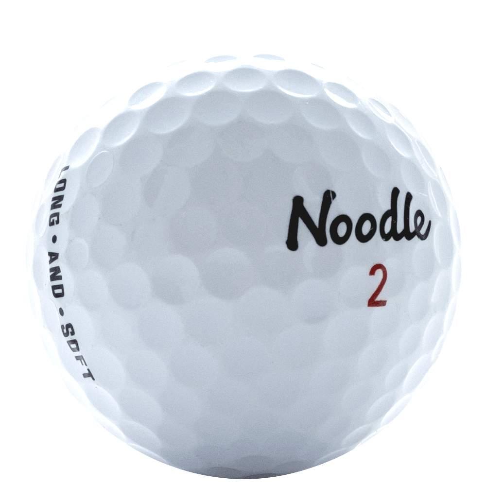 Maxfli Noodle Used Golf Balls - Discount Golf Balls - 5 Dozen