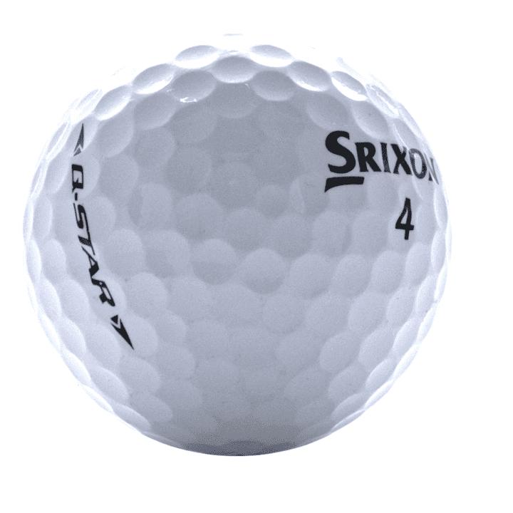 Srixon Q-Star White Used Golf Ball