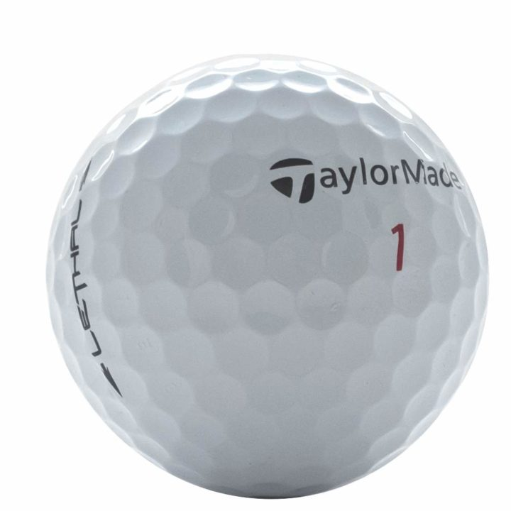 Taylormade Lethal Used Golf Balls | Wholesale Prices