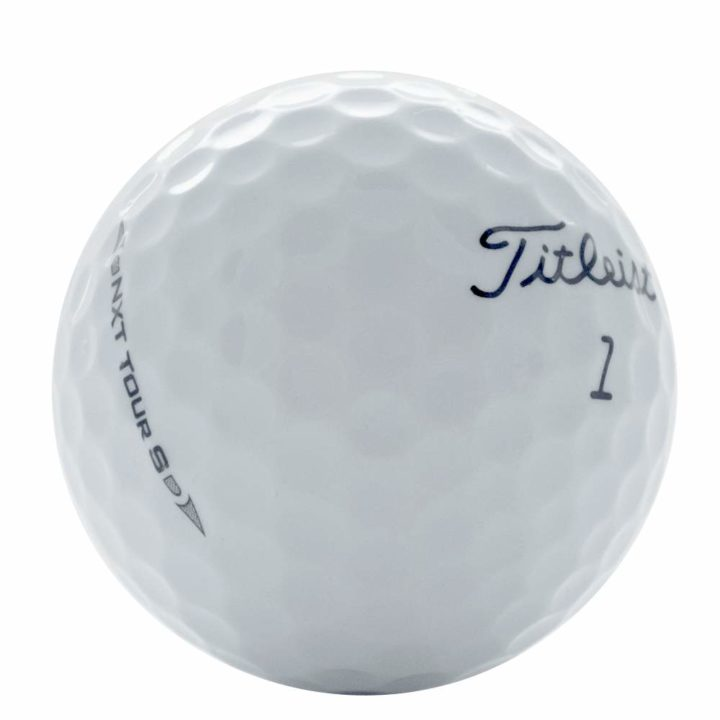 Titleist NXT Tour S Used Golf Balls | Wholesale