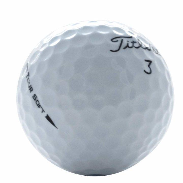 Titleist Tour Soft Used Golf Balls