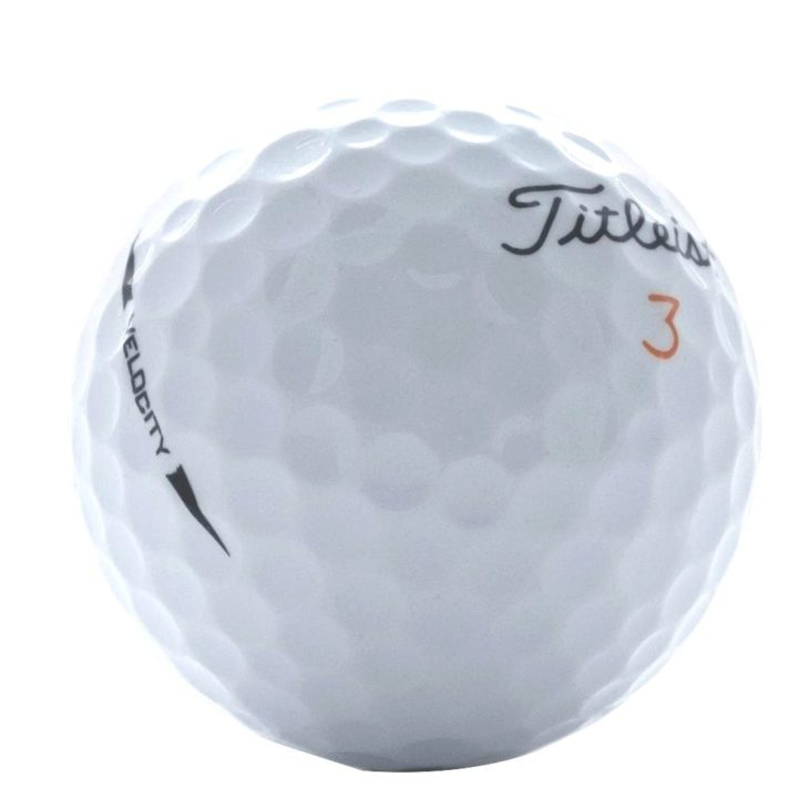 Titleist Ti - Velocity Used Golf Balls | Wholesale discounted prices