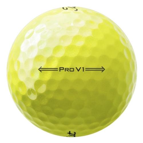 Titleist-Pro-V1-Yellow-2021