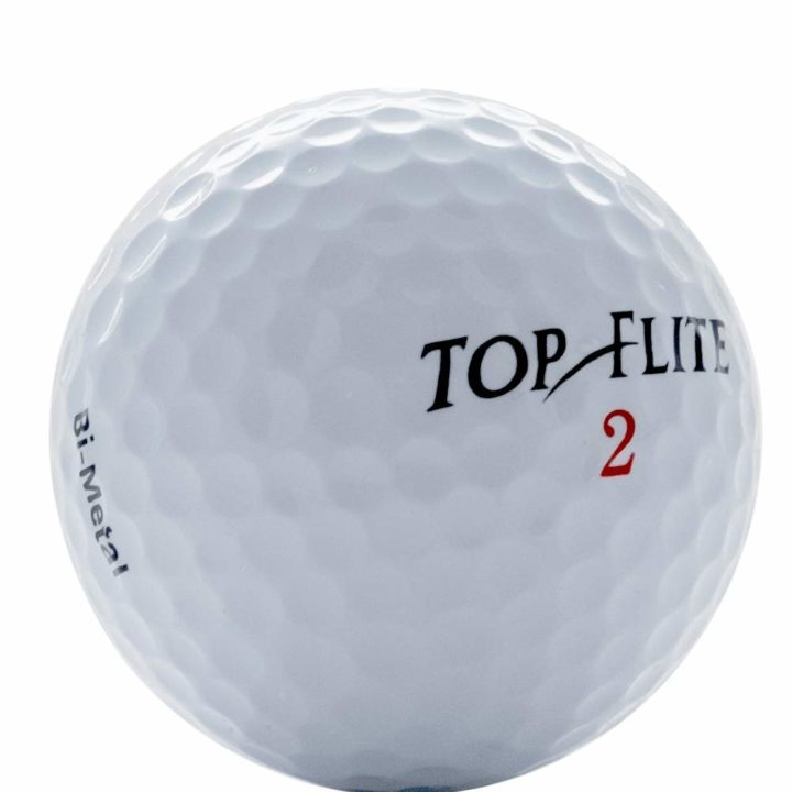 Top Flite Used Golf Balls | Bi Metal
