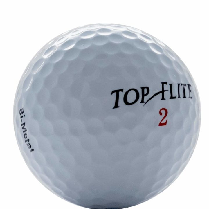 Top Flite Mix Golf Balls| Top Flite Used Golf Balls