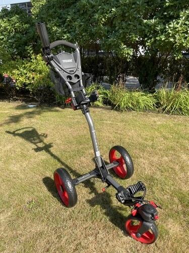 TruLine EZ Trac 3 Wheel Push Golf Cart