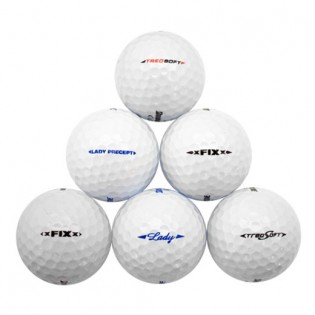 Brands of Golf Balls